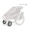 Chariot Buggy Set Versawing V1.0 -06 grijs/zwart